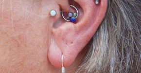 Cartilage Piercing 20