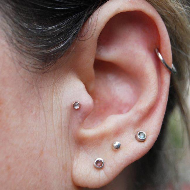 Cartilage Piercing 21