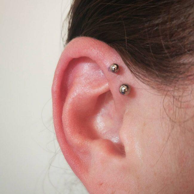 Cartilage Piercing 24