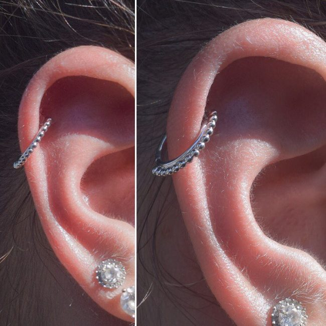 Cartilage Piercing 26