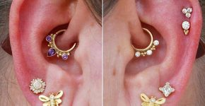 Cartilage Piercing 29