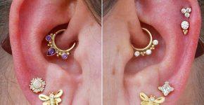 Cartilage Piercing 29
