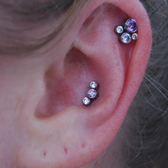 Cartilage Piercing 31