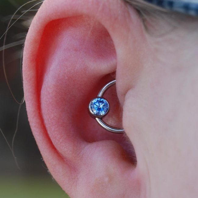 Cartilage Piercing 32