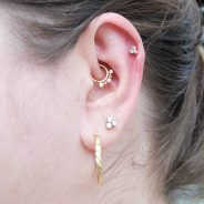 Cartilage Piercing 33