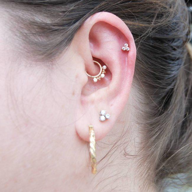 Cartilage Piercing 33