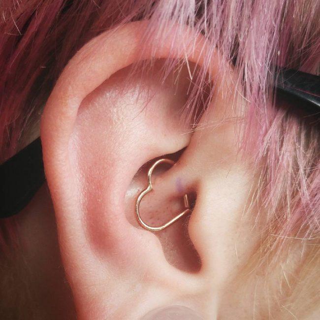 Cartilage Piercing 44