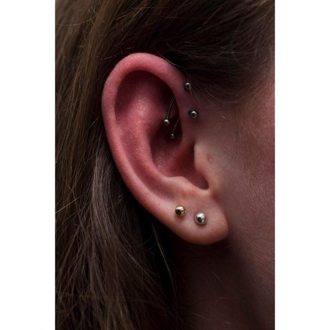 Cartilage Piercing 49