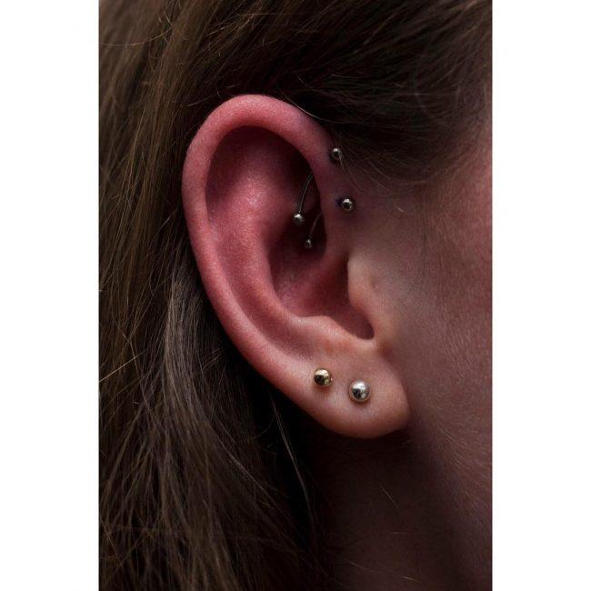 Cartilage Piercing 49