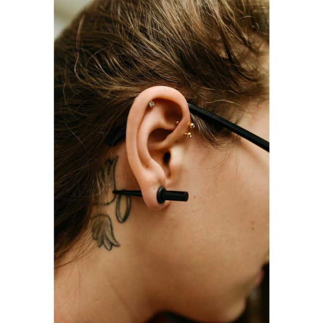 Cartilage Piercing 50