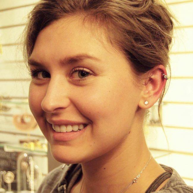 Cartilage Piercing 53
