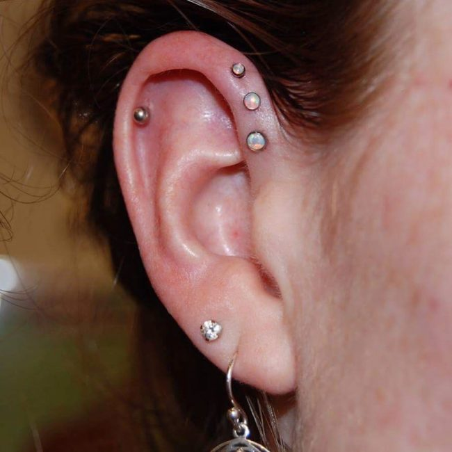 Cartilage Piercing 54