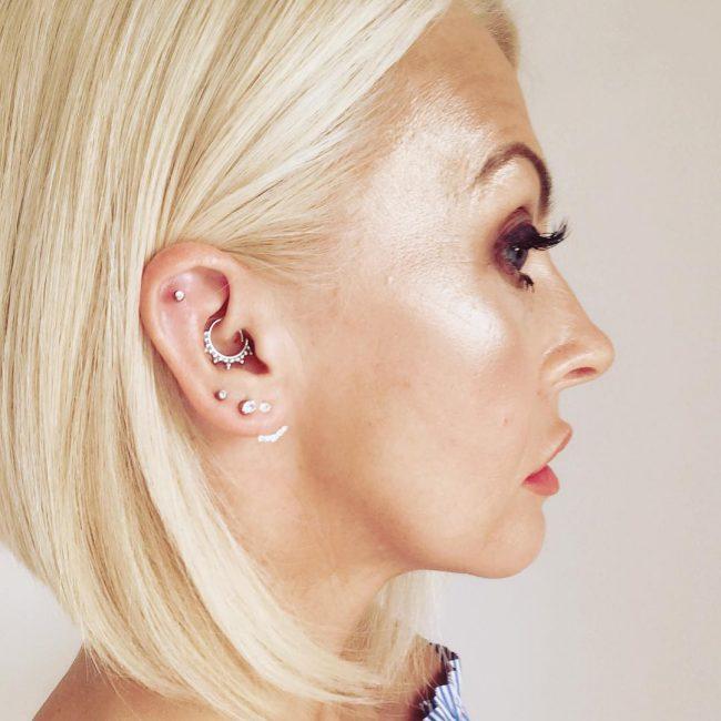 Cartilage Piercing 59
