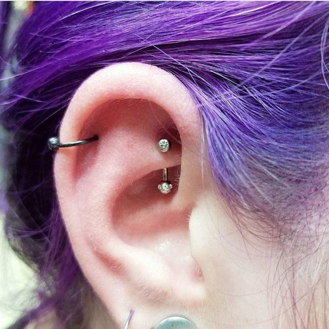Cartilage Piercing 60