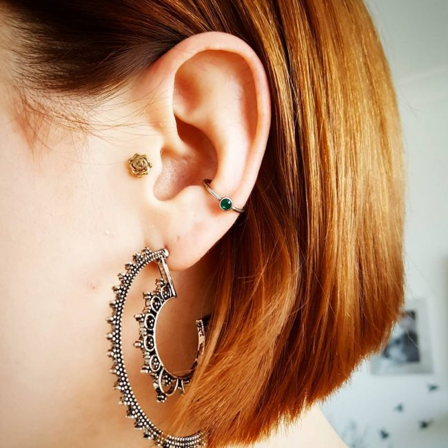 Cartilage Piercing 7