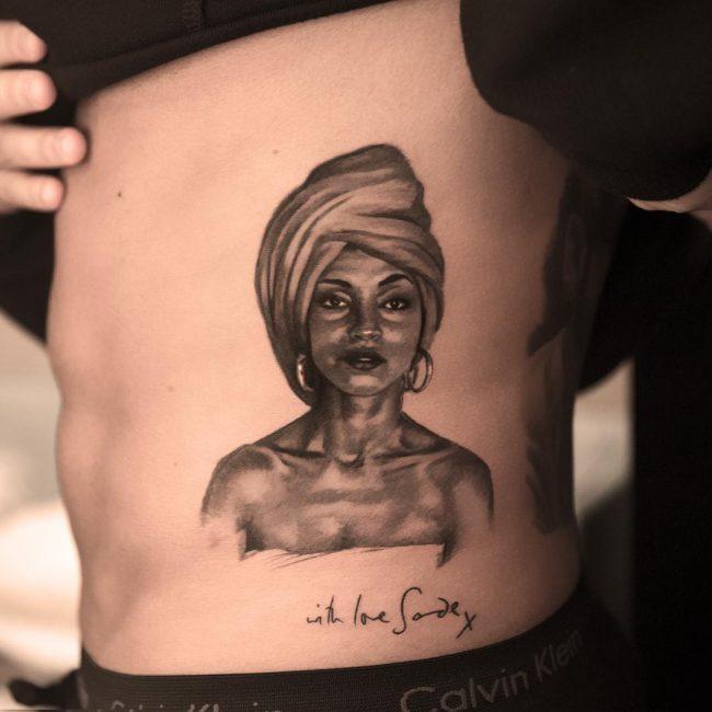 Drake's Tattoos 11