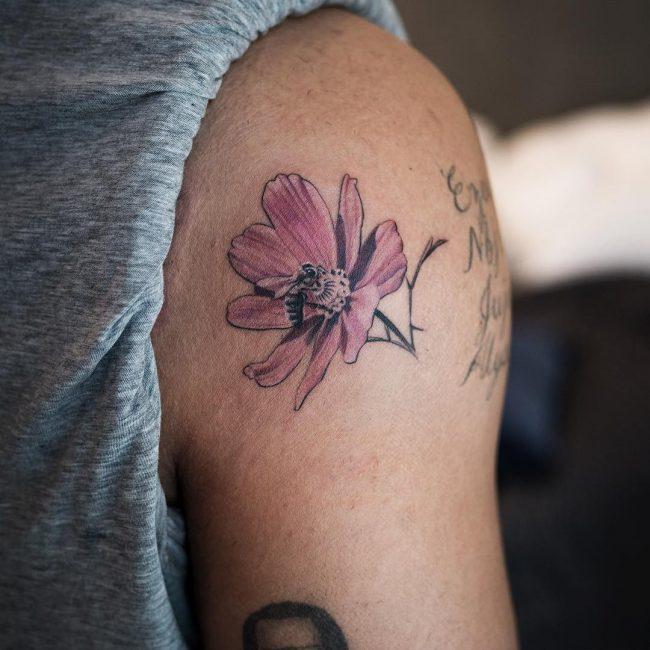 Drake's Tattoos 13
