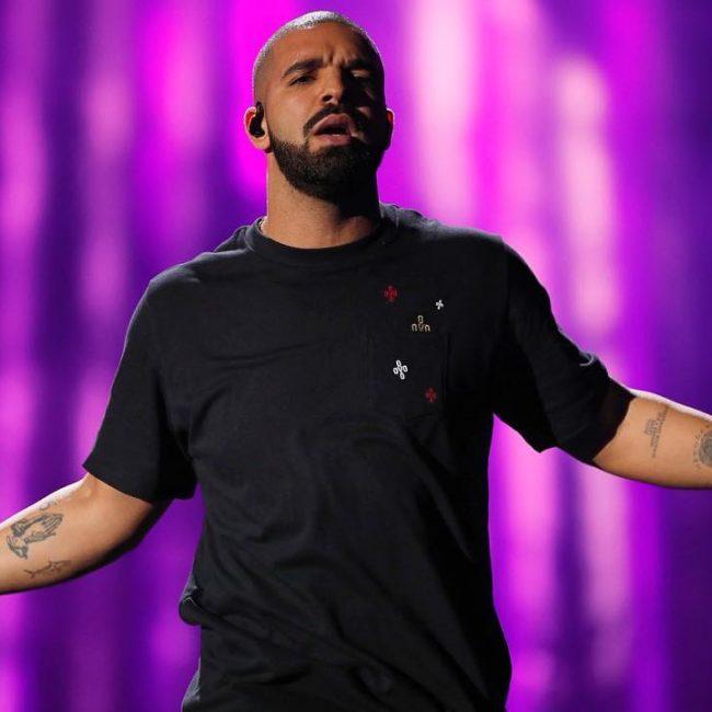 Drake's Tattoos 17