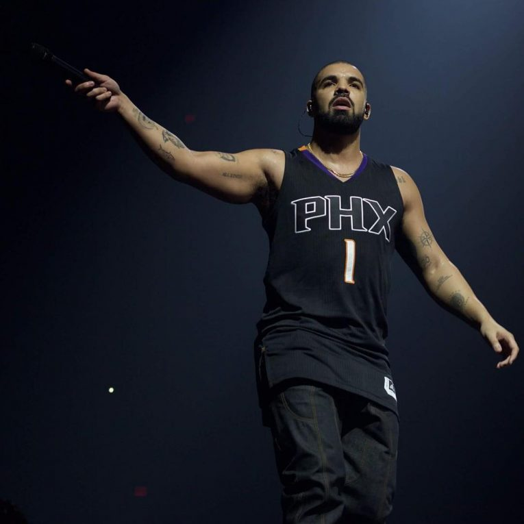 Drake's Tattoos 19