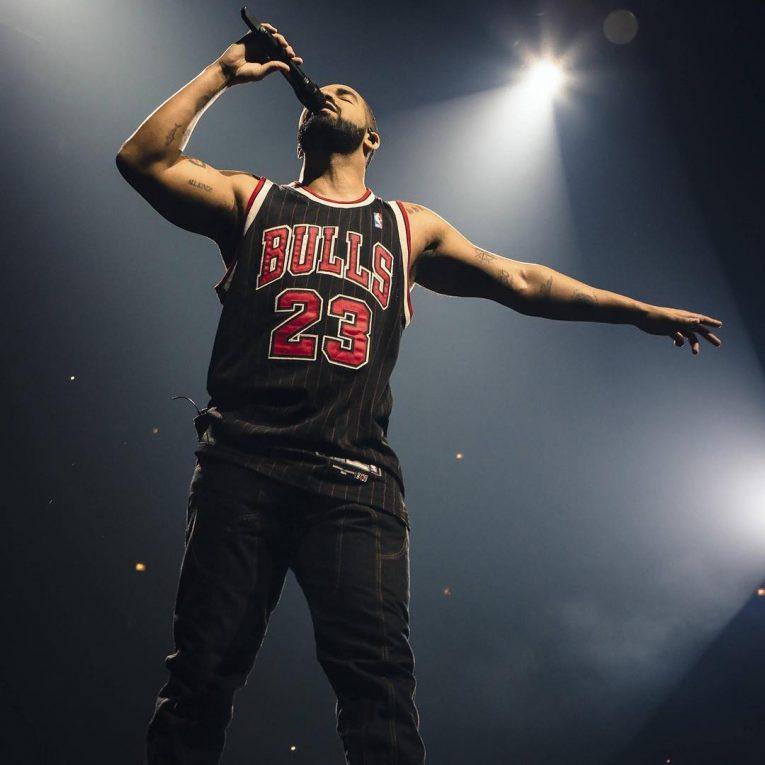 Drake's Tattoos 20