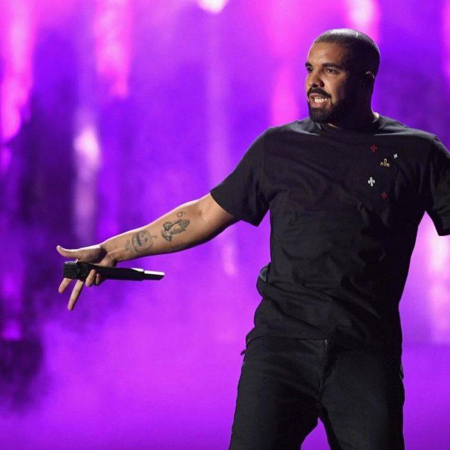 Drake's Tattoos 21