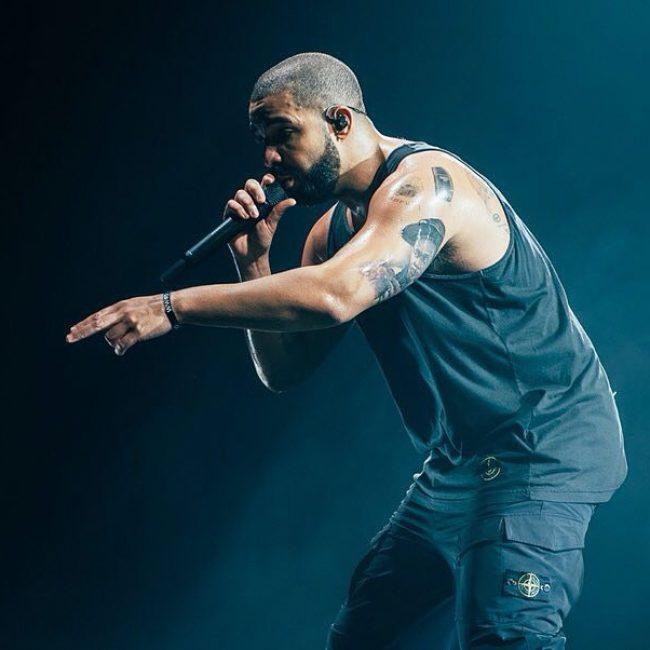 Drake's Tattoos 22