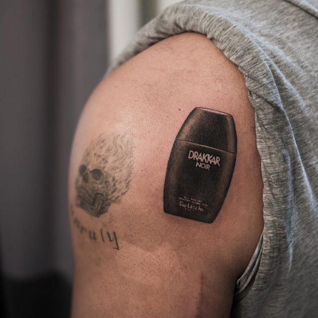 Drake's Tattoos 25