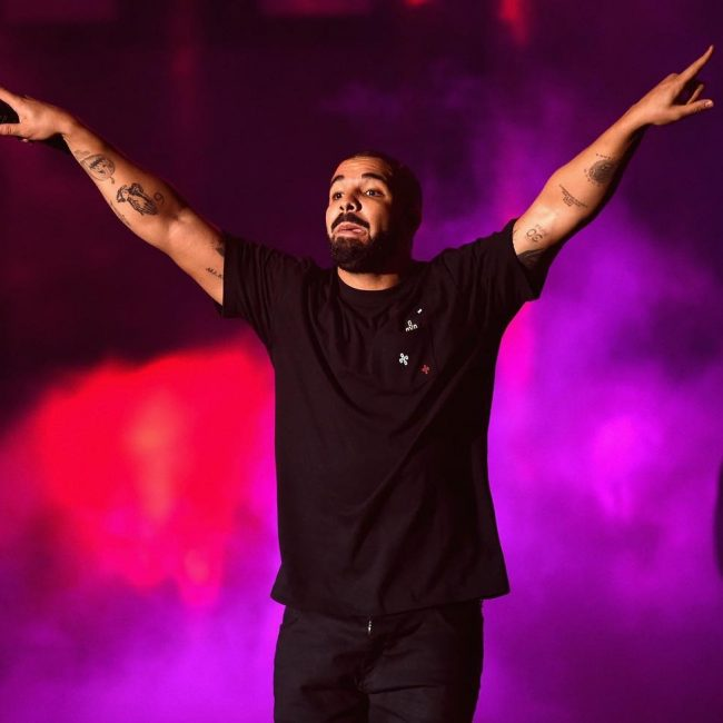 Drake's Tattoos 28