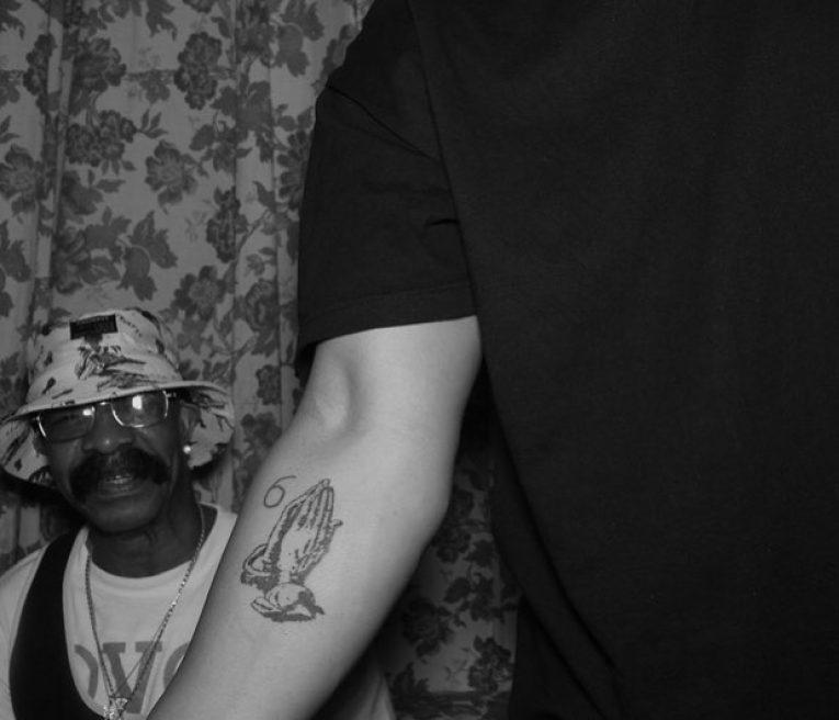 Drake's Tattoos 3