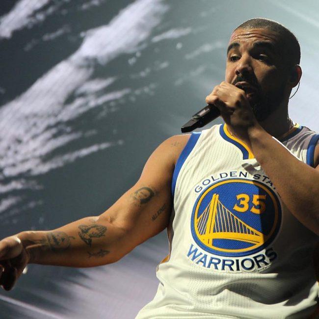 Drake's Tattoos 30
