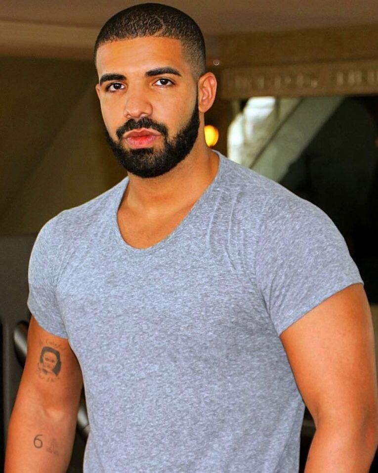 Drake's Tattoos 4