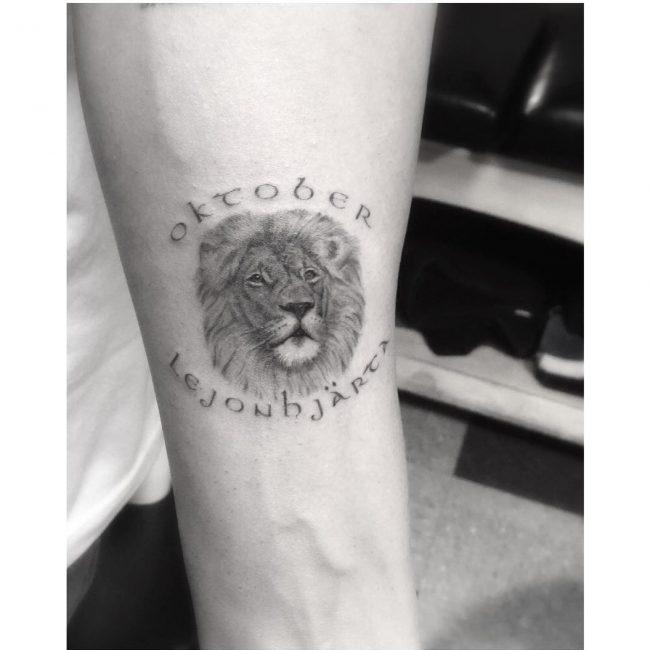 Drake's Tattoos 7