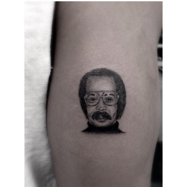 Drake's Tattoos 9