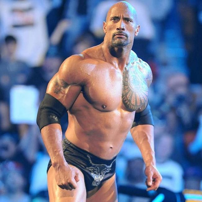 Dwayne Johnson's Tattoo 10