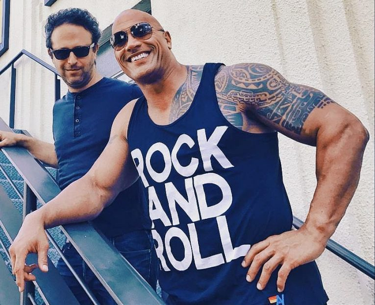 Dwayne Johnson's Tattoo 11