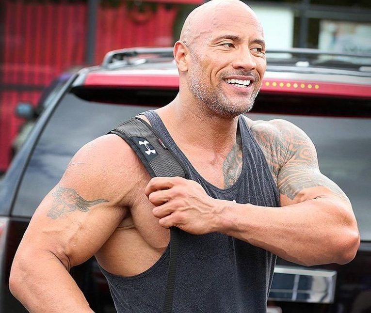 Dwayne Johnson's Tattoo 27