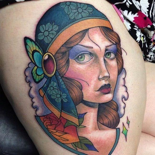 Empire Tattoo 12