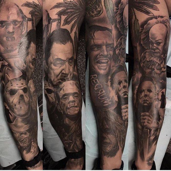 Empire Tattoo 14
