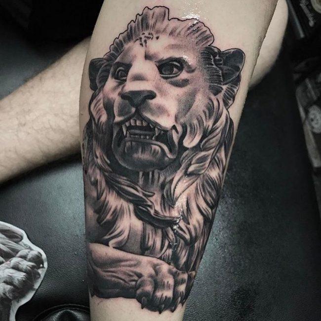 Empire Tattoo 20