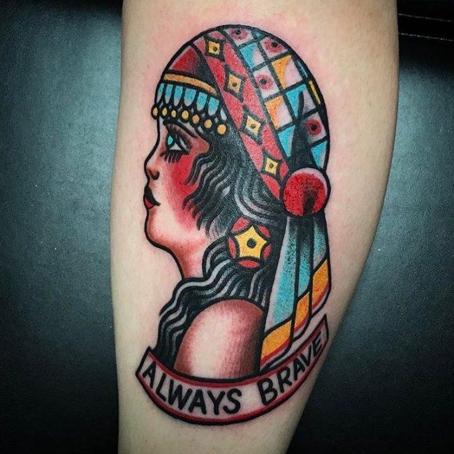 Empire Tattoo 30
