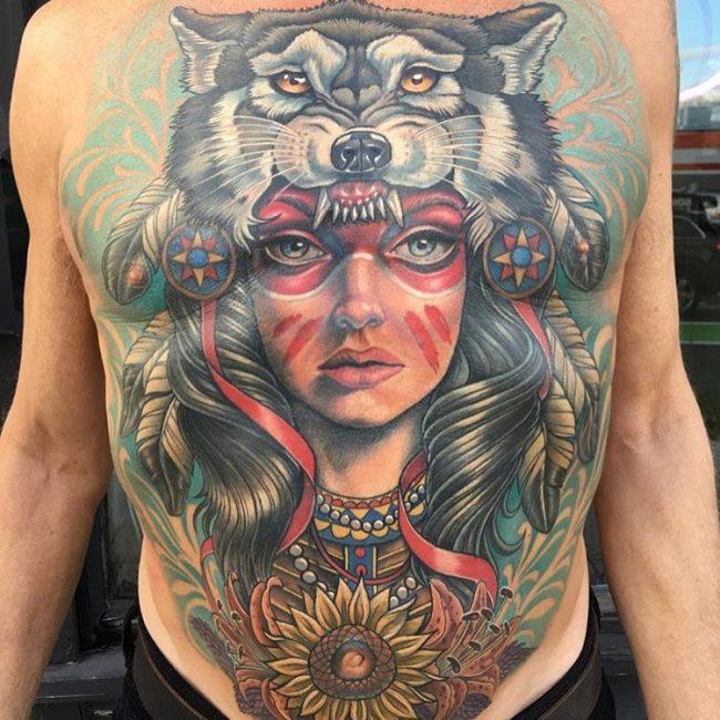 Empire Tattoo 37