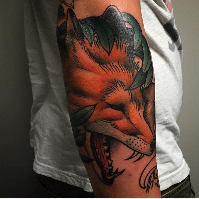 Empire Tattoo 40
