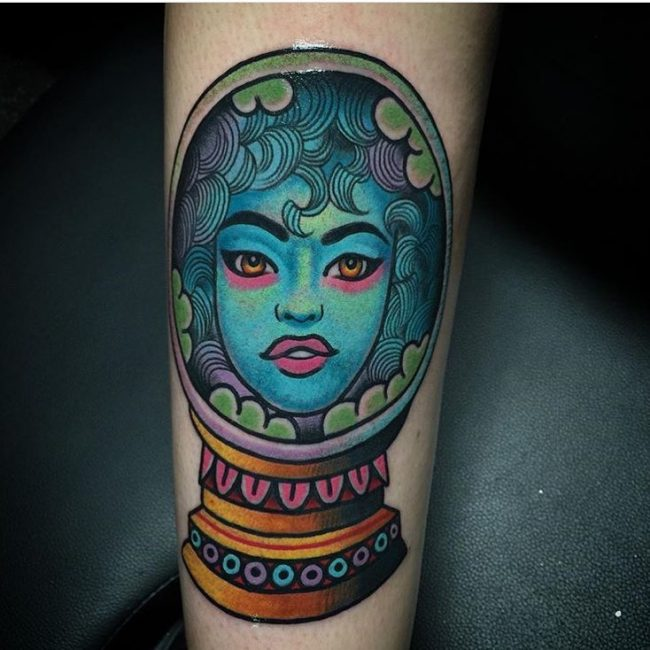 Empire Tattoo 48