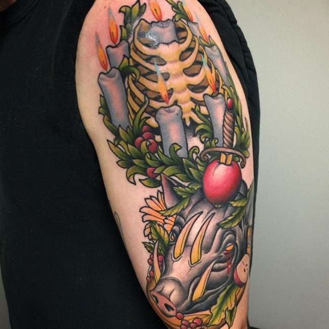 Empire Tattoo 49