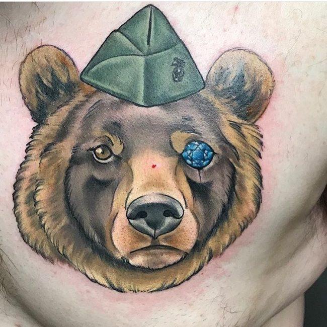 Empire Tattoo 8