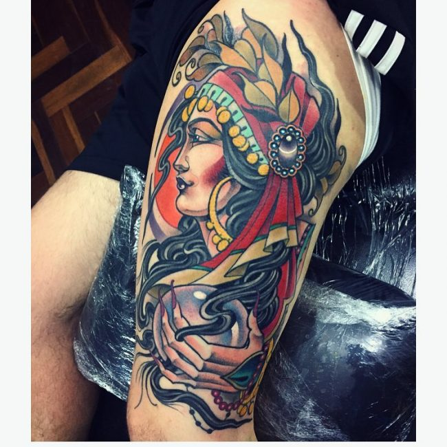Gypsy Tattoo 1
