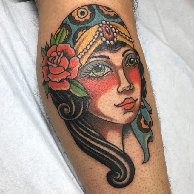 Gypsy Tattoo 10