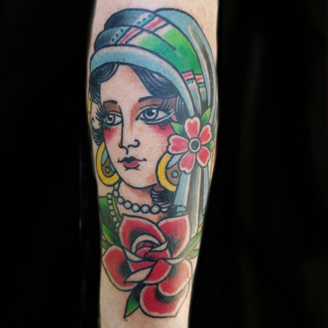 Gypsy Tattoo 13