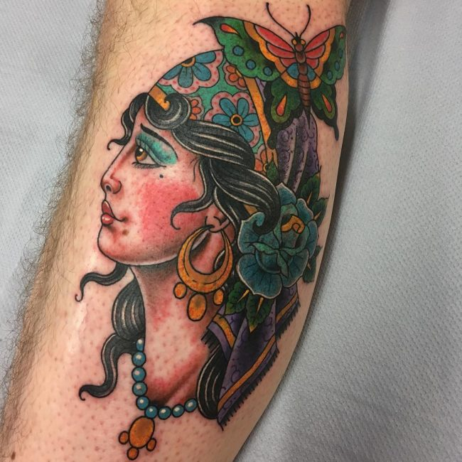 Gypsy Tattoo 14