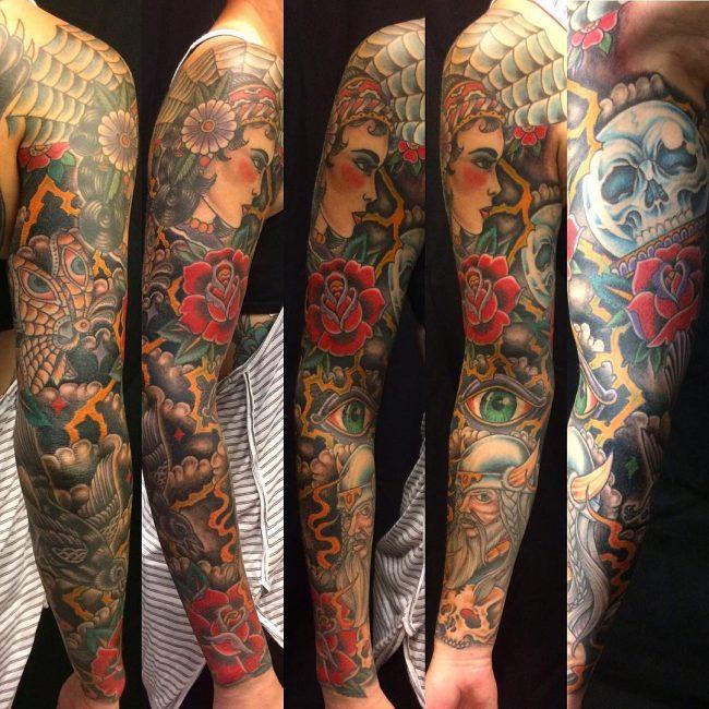 Gypsy Tattoo 15